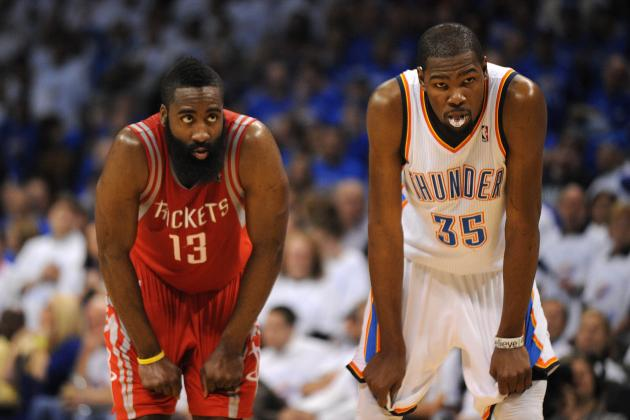 Oklahoma City Thunder vs. Houston Rockets: Postgame Grades & Analysis