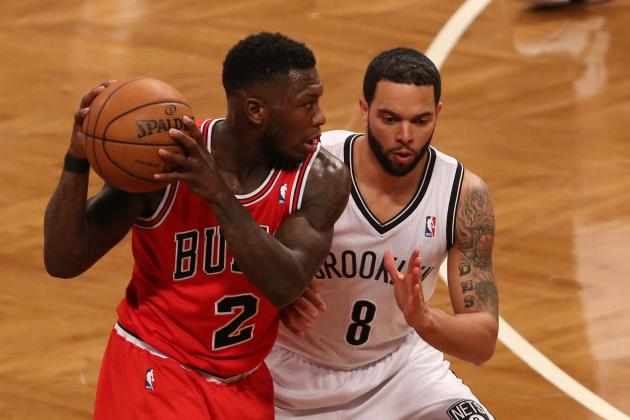 Chicago Bulls vs. Brooklyn Nets: Game 5 Postgame Grades and Analysis