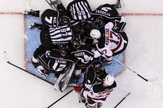 2013 NHL Playoffs: Each Team's Chances of Winning the Stanley Cup