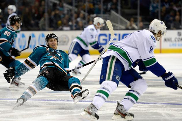 Vancouver Canucks vs. San Jose Sharks: 7 Keys for Canucks to Win Playoff Series