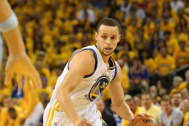 Grading Every Golden State Warriors Players' 1st Round Performance so Far