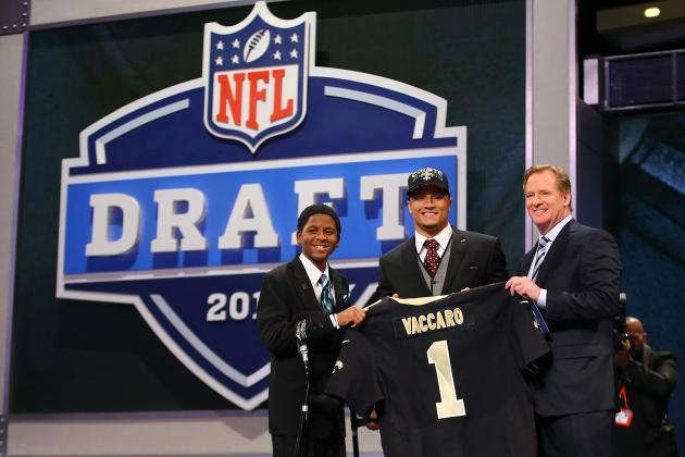 Projecting the 2013 Impact of Each Saints Selection