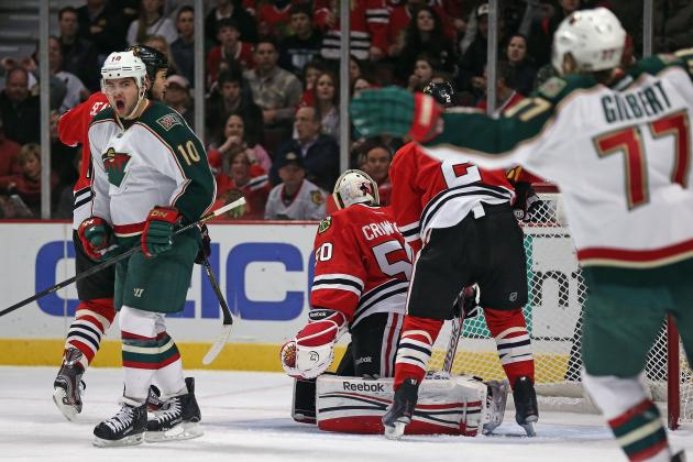 Minnesota Wild vs. Chicago Blackhawks: 5 Keys for Wild to Record Playoff Upset