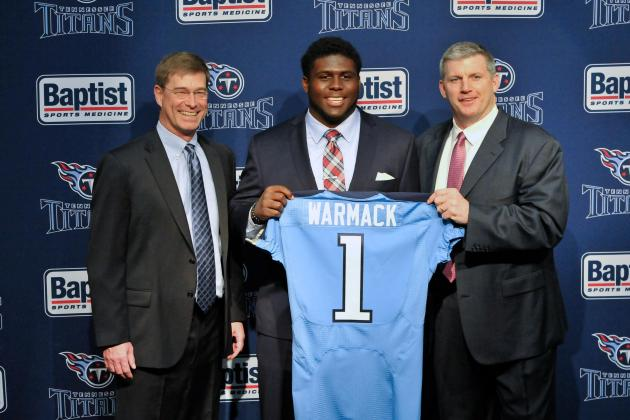 Tennessee Titans 2013 Draft: Aggregating Grades from Around the Web