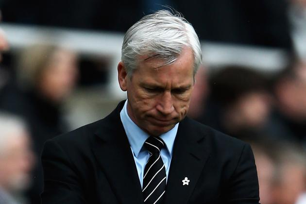 5 Changes Newcastle United Must Make to Alan Pardew's Starting XI