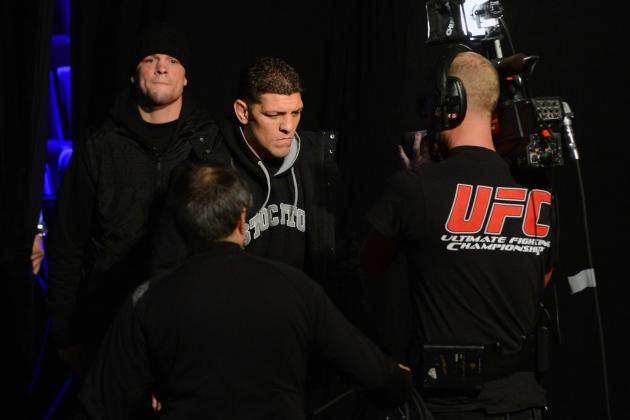 Nick Diaz vs. Demian Maia: Head-to-Toe Breakdown
