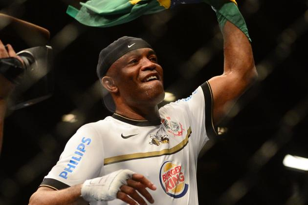 The Best Fighters at Each Major Component of MMA