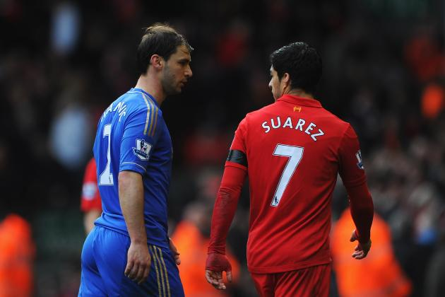 Luis Suarez's Bite and the 15 Worst On-Pitch Incidents in Football History