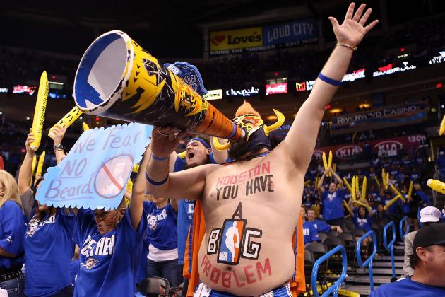 Home-Court Advantage: Ranking the Top 10 Loudest NBA Arenas in 2013