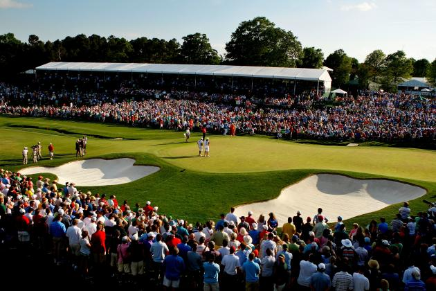 Wells Fargo Championship 2013: Top Storylines Heading into Quail Hollow