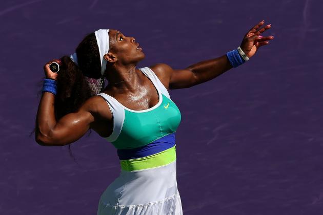 Women's Tennis Stock Watch: Who's Rising, Falling Ahead of 2013 Madrid Open