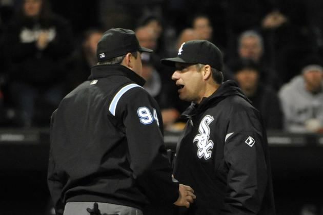 Chicago White Sox: Winners and Losers from First Month of Action