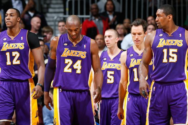 Blueprint for LA Lakers to Go from Playoff Joke to Title-Worthy Team