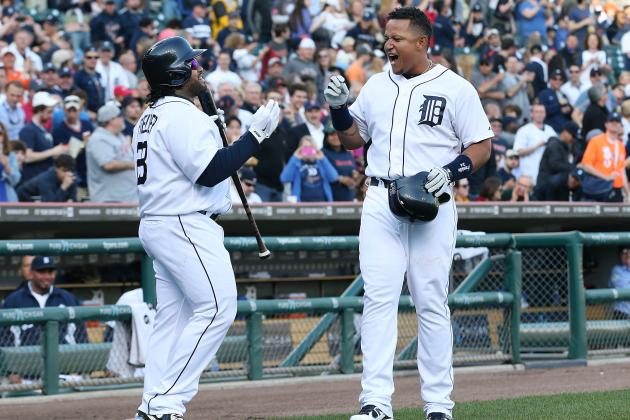 MLB: Updated AL Central Predictions After 1 Month of Baseball