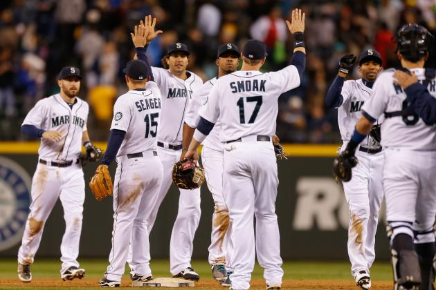 Seattle Mariners: Grades for Every Player in April