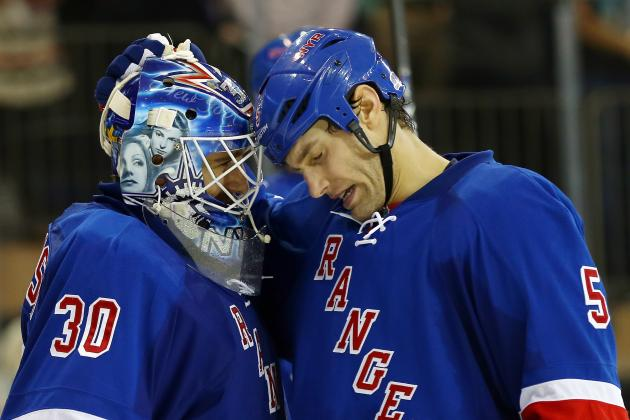 New York Rangers' Complete Blueprint to Win the 2013 Stanley Cup