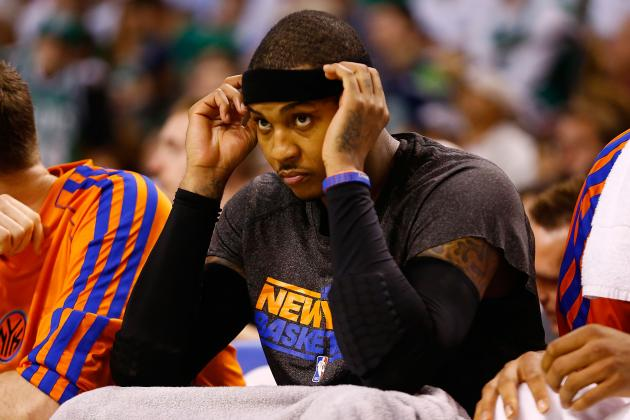 Reasons Carmelo Anthony Is the Most Important Player in the 2013 NBA Playoffs