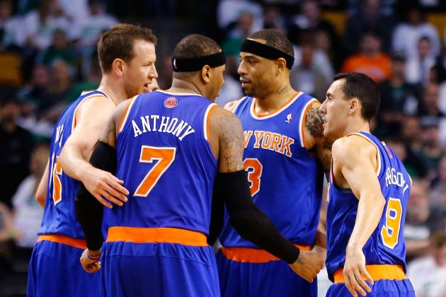NY Knicks' Top 10 Games of the Year