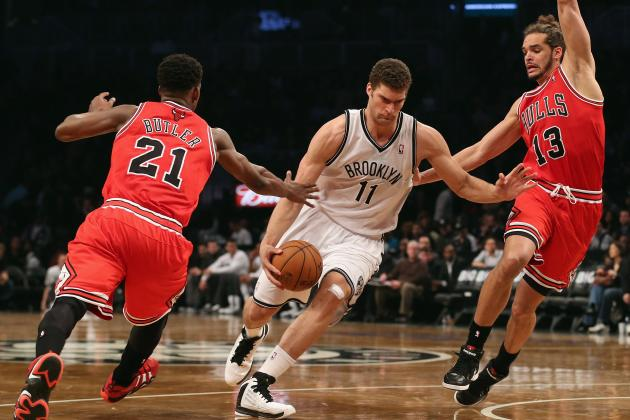 Grading Every Brooklyn Nets Player's First-Round Performance so Far