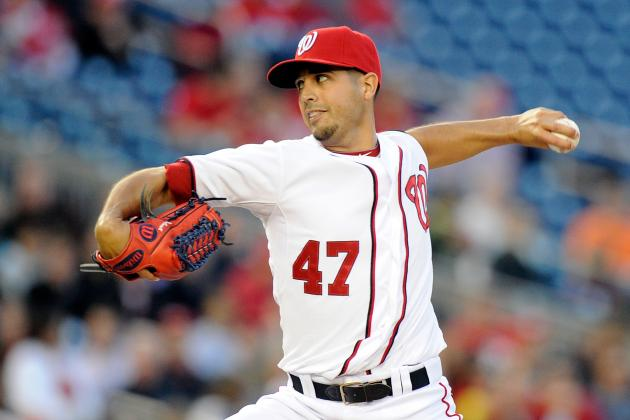 Washington Nationals: Grades for Every Player in April