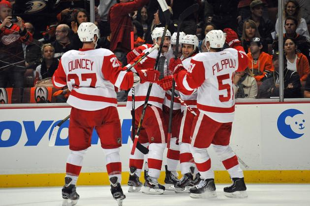 Complete Blueprint for the Detroit Red Wings to Win the Stanley Cup