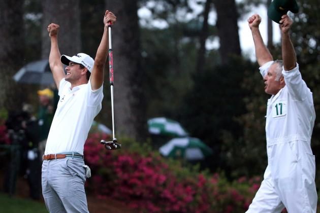 Ranking the 10 Most Incredible Golf Shots of 2013
