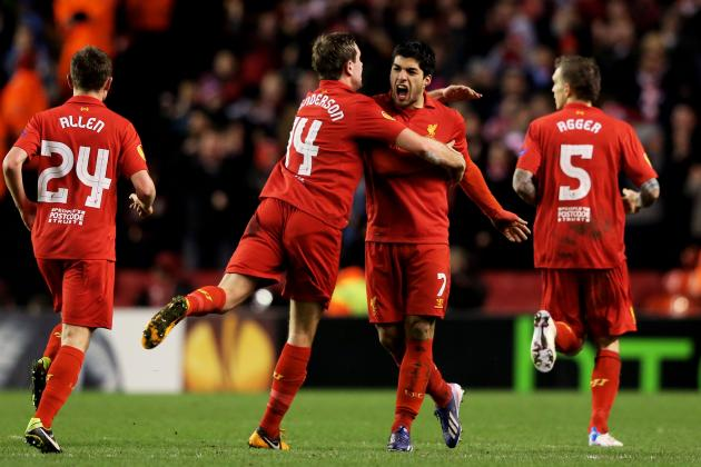 Grading Every Member of Liverpool's Squad This Season from A to F