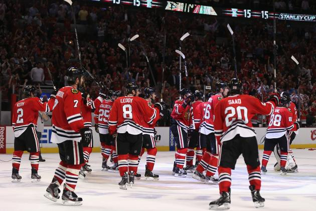 Chicago Blackhawks: 5 Things to Take from Game 1 Victory over Minnesota Wild