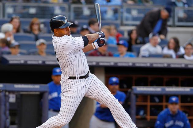 New York Yankees Player Grades for April