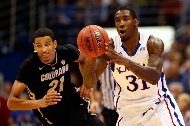 Kansas Basketball: Biggest Games on Jayhawks' Nonconference Schedule