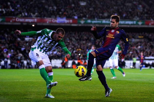 FC Barcelona vs. Real Betis: Complete La Liga Preview