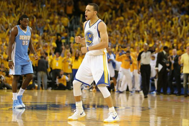 Updated NBA Playoff Superstar Rankings: How High Can Stephen Curry Rise?