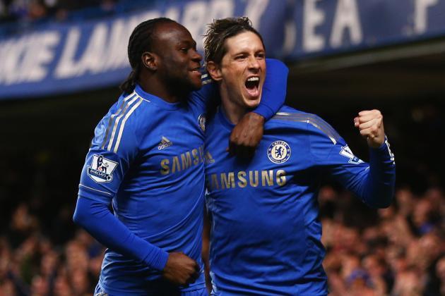 Fernando Torres: Breaking Down El Nino's Chelsea Stats This Season