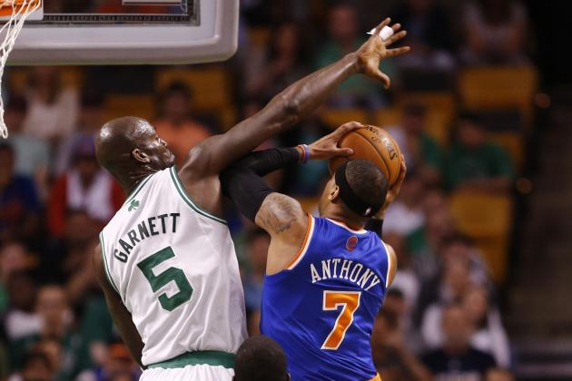 NBA Playoffs 2013: Boston Celtics vs. New York Knicks, Game 5 Picks
