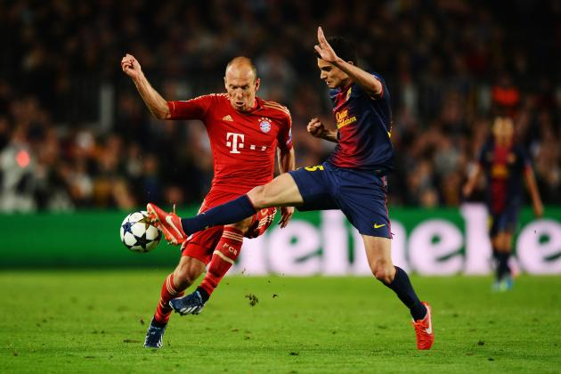 Rating the Barcelona Players in Their 3-0 Loss to Bayern Munich