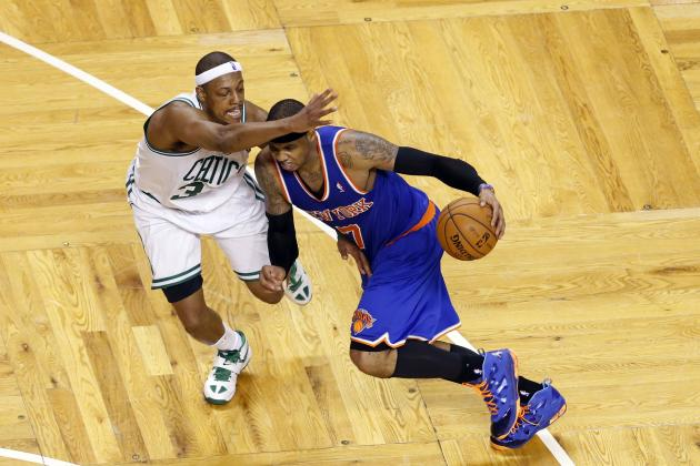 Boston Celtics vs. New York Knicks: Game 5 Postgame Grades & Analysis