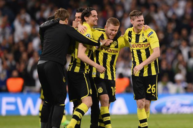 Bayern vs. Dortmund: Bold Predictions for the Champions League Final