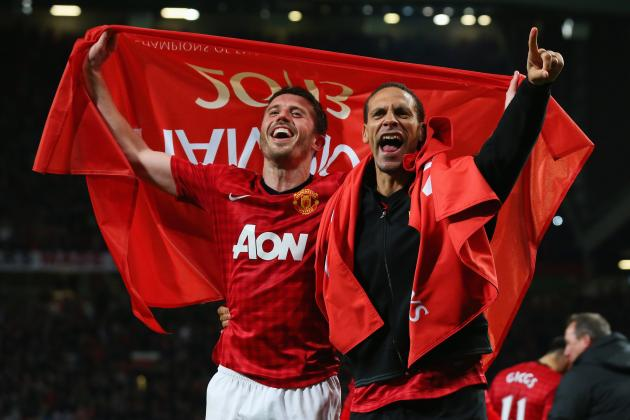 Greatest Moments from Manchester United's Championship Season