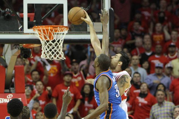 NBA Playoffs 2013: Ranking the Most Insane Highlights so Far