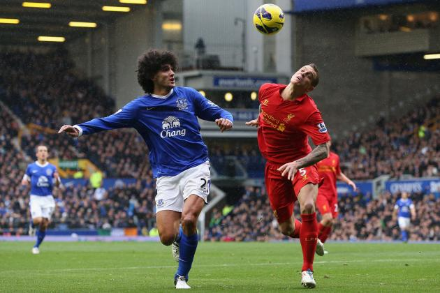 Liverpool vs. Everton: Complete Premier League Preview, Stats Comparison