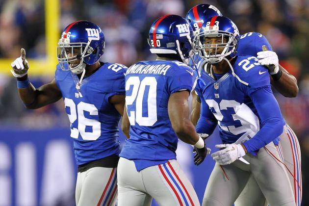 Biggest Needs Giants Still Must Address After 2013 NFL Draft