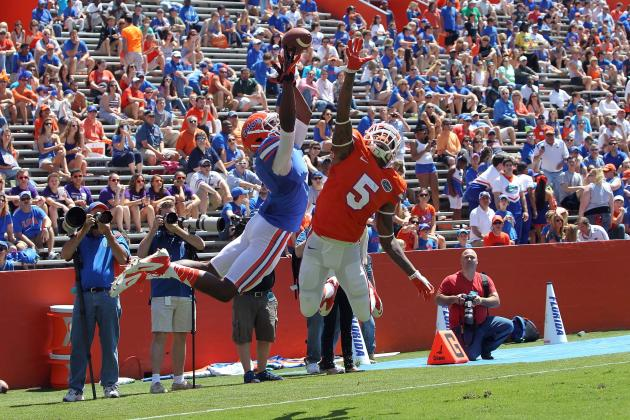 Florida Football: 5 Bold Predictions for Individual Gators in 2013