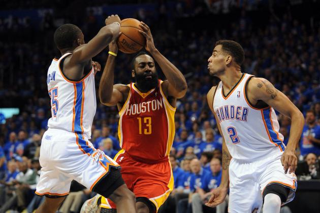Houston Rockets vs. Oklahoma City Thunder: Game 5 Postgame Grades and Analysis