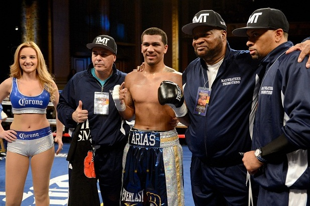 Luis Arias vs. DonYil Livingston: Preview and Predictions