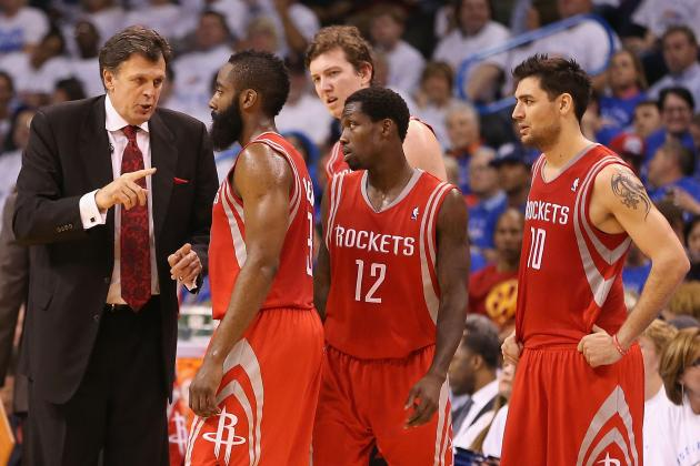 What the Young Houston Rockets Can Learn from Growing Pains in NBA Playoffs