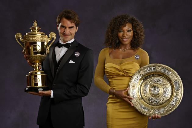 Breaking Down How Serena Williams Stacks Up Against Top Men's Tennis Players
