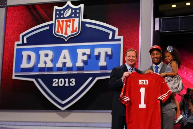 Odds of Each San Francisco 49ers Rookie Earning a Starting Job in 2013