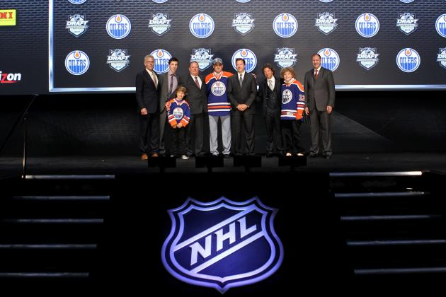 Predicting the Top 5 Players on the Edmonton Oilers' Draft Board