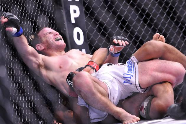 15 Worst Ways to Lose an MMA Fight