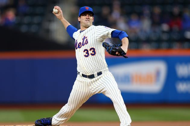 Grading Every Mets Pitcher in April